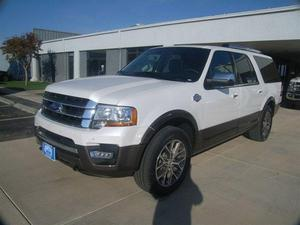 Ford Expedition EL King Ranch For Sale In Levelland |