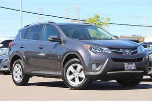 Toyota RAV4 XLE For Sale In Fremont | Cars.com