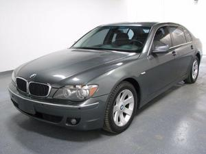 BMW 750 Li For Sale In Fairfield | Cars.com