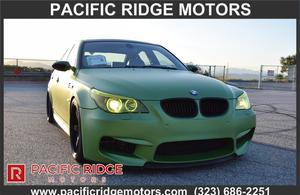 BMW M5 For Sale In Van Nuys | Cars.com