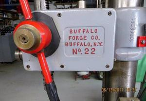 Buffalo Forge 22 Drill Press