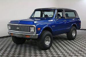 Chevrolet Blazer RESTORED CONVERTIBLE AUTO 4X4