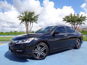Honda Accord Sport SE For Sale In Houston | Cars.com
