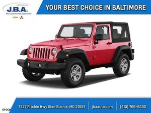 Jeep Wrangler Sport For Sale In Glen Burnie | Cars.com