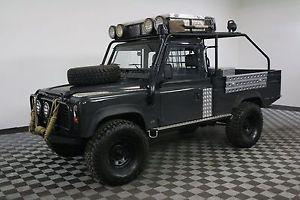 Land Rover Defender RESTORED CUSTOM BUILD OVER THE TOP