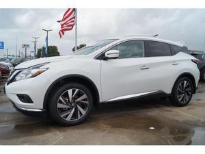 Nissan Murano Platinum For Sale In Beaumont | Cars.com