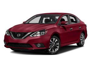 Nissan Sentra SR - SR 4dr Sedan
