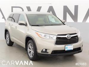 Toyota Highlander LE Plus For Sale In Columbus  