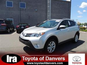 Toyota RAV4 Limited For Sale In Danvers | Cars.com