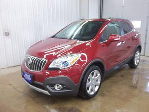Buick Encore Leather - AWD Leather 4dr Crossover