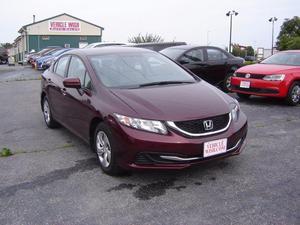 Honda Civic LX - LX 4dr Sedan CVT