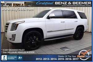 Cadillac Escalade Luxury For Sale In Scottsdale |