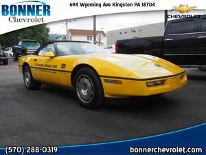 Chevrolet Corvette 70th Indy 500 Pace Car For Sale In