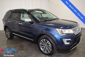 Ford Explorer Platinum For Sale In Lexington   Cars.com