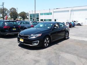 Kia Optima Hybrid EX For Sale In Long Beach | Cars.com