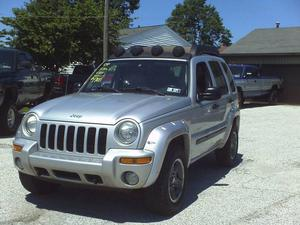 Jeep Liberty Renegade - Renegade 4WD 4dr SUV
