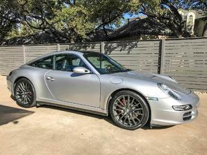 Porsche 911 Targa 4S - AWD Targa 4S 2dr Coupe