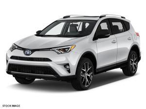 Toyota RAV4 Hybrid SE - AWD SE 4dr SUV