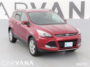 Ford Escape Titanium For Sale In Dallas | Cars.com