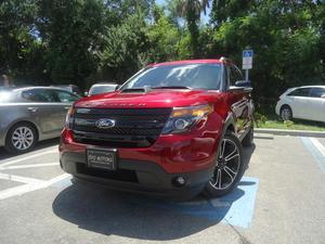 Ford Explorer Sport - AWD Sport 4dr SUV