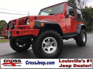 Jeep Wrangler Rubicon For Sale In Louisville | Cars.com