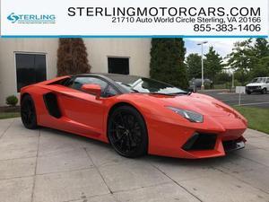 Lamborghini Aventador For Sale In Sterling | Cars.com