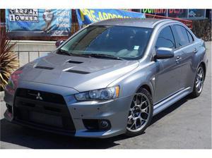 Mitsubishi Lancer Evolution MR For Sale In Burien |