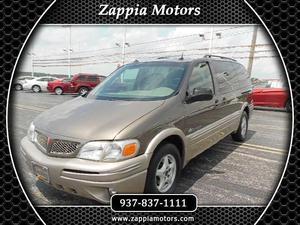 Pontiac Montana For Sale In Dayton | Cars.com