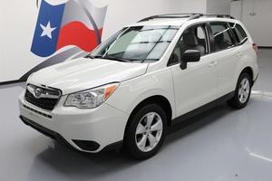 Subaru Forester 2.5i For Sale In Grand Prairie |