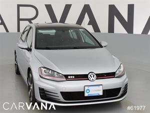 Volkswagen Golf GTI SE For Sale In Nashville | Cars.com