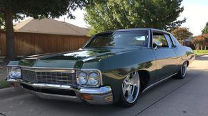 Chevrolet Impala Resto Mod