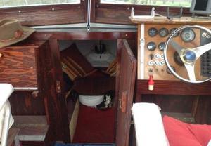 Custom Built 24FT Fishing Boat