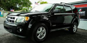 Ford Escape XLT - XLT 4dr SUV V6