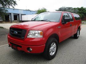 Ford F-150 STX - STX 4dr SuperCab 4WD Styleside 5.5 ft.