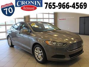 Ford Fusion SE For Sale In Richmond | Cars.com
