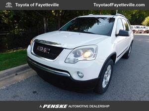 GMC Acadia SLE-1 For Sale In Fayetteville | Cars.com