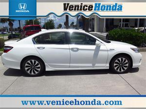 Honda Accord Hybrid Touring - Touring 4dr Sedan