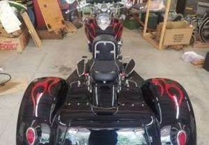 Honda Vtxc Conversion Trike