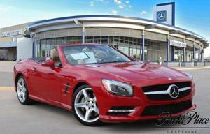 Mercedes-Benz SL 550 For Sale In Grapevine | Cars.com