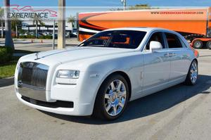 Rolls-Royce Ghost For Sale In Fort Lauderdale |