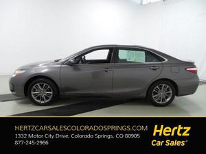 Toyota Camry SE For Sale In Colorado Springs | Cars.com