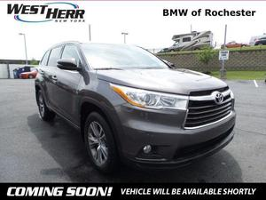 Toyota Highlander XLE For Sale In Rochester | Cars.com