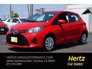 Toyota Yaris L For Sale In Torrance | Cars.com