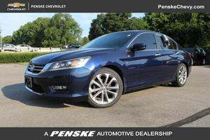 Honda Accord Sport For Sale In Indianapolis | Cars.com