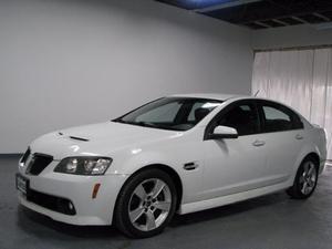 Pontiac G8 GT For Sale In Fairfield | Cars.com