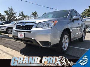 Subaru Forester 2.5i Premium For Sale In Hicksville |