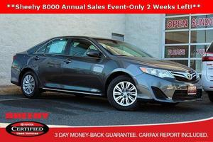Toyota Camry LE For Sale In Springfield | Cars.com