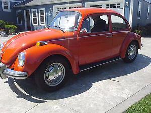 Volkswagen Beetle - Classic BASE