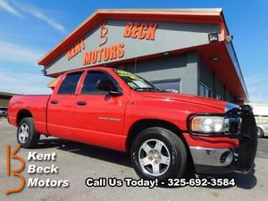 Dodge Ram  SLT/Laramie Quad Cab For Sale In Abilene