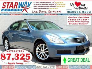 INFINITI G35 x For Sale In Houston | Cars.com